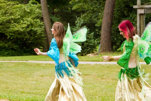 Maybe a faerie festival or two.