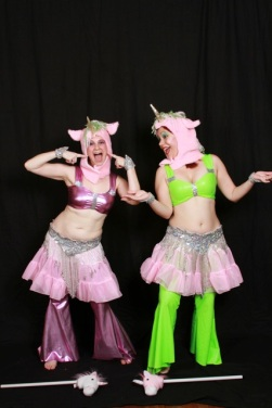 Or perhaps some pink fluffy unicorns? (Photo by Triformis Photography.)